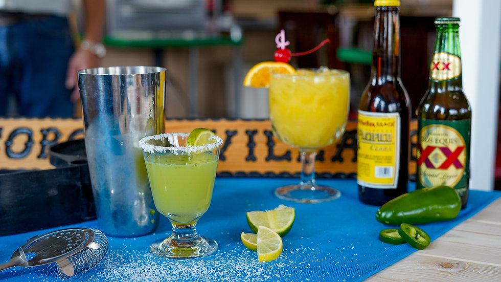 Corona Village, Margaritas