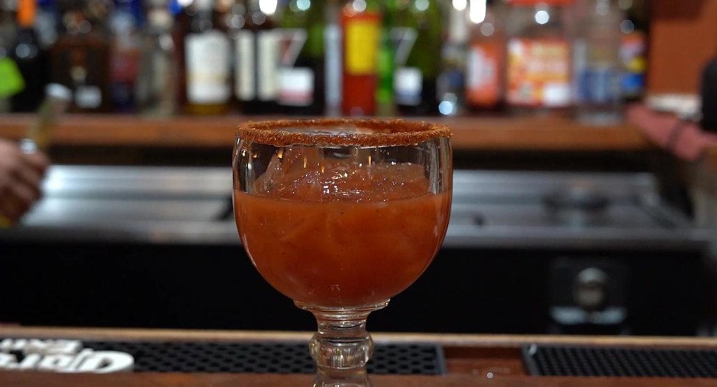 Tequila's Michelada