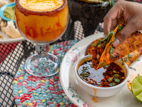 Mango Chamoy, Margarita, Tecate Grill, Fort Collins