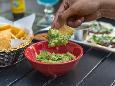 Guacamole, Tecate Grill, Fort Collins