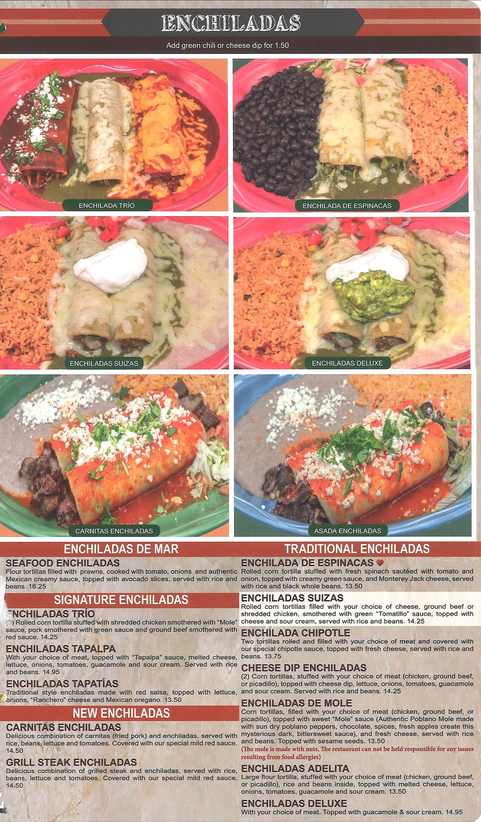 Hacienda Real Menu_Burritos