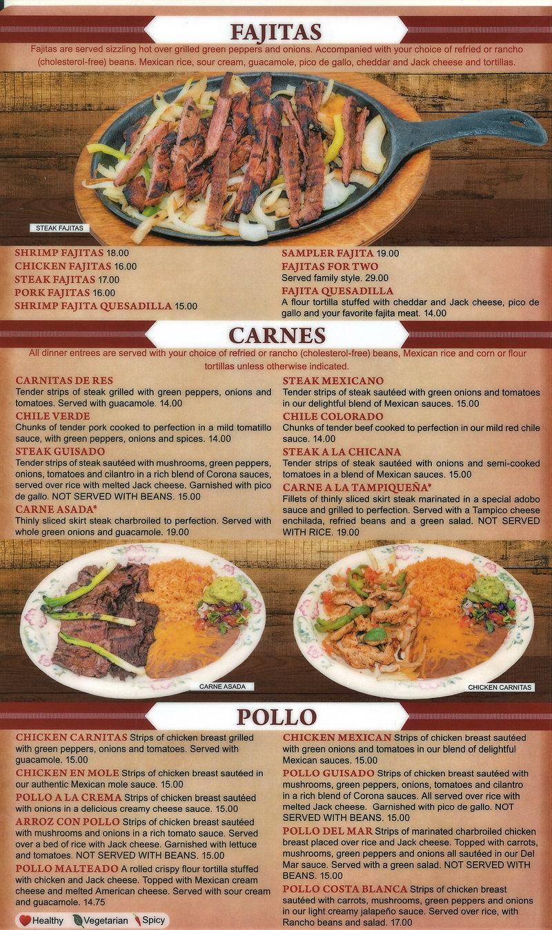 Fajitas, Meats, Pollo.jpg