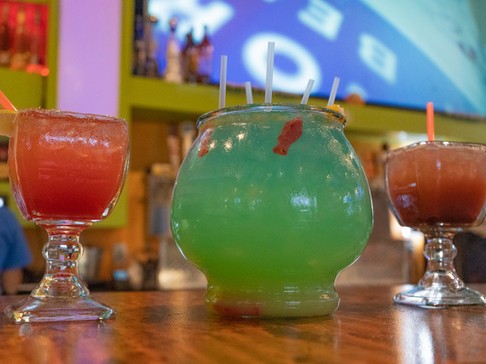 Tecate Grill, Fort Collins, Fish Bowl