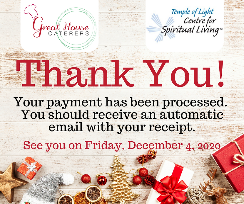 Thank You for Your Payment - TOL & GHC.p