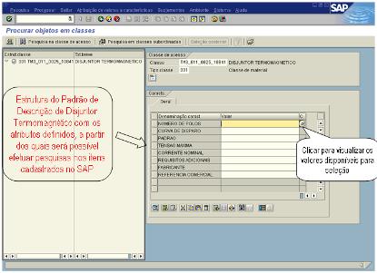 Padronização SAP PDM