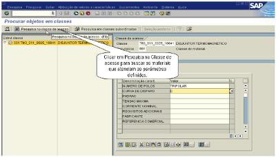 Padronização Materiais PDM SAP