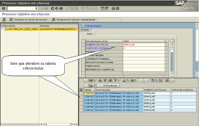 Padronizar Materiais no SAP