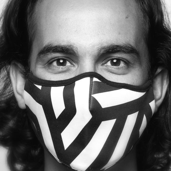 Facemask Headshot