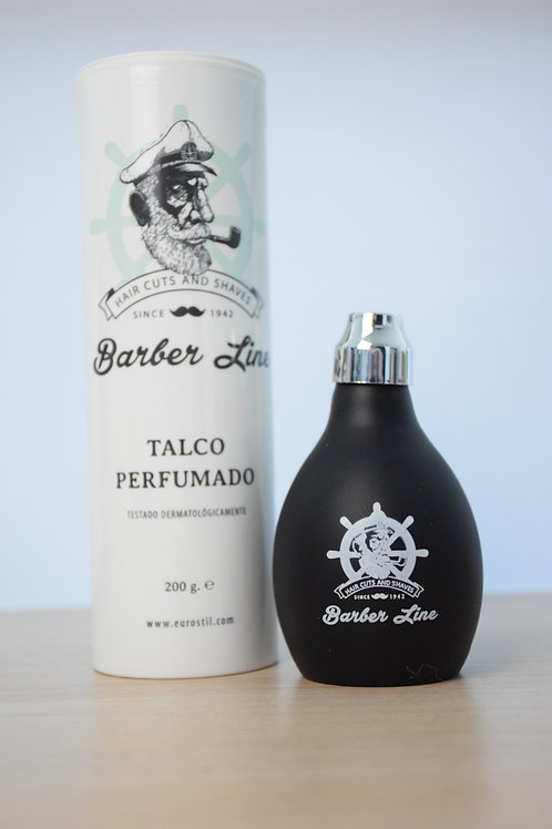 PACK TALCO Y DIFUSOR | Barber line