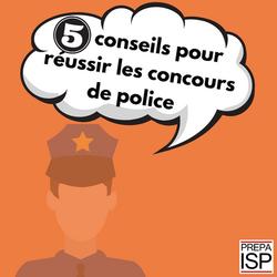 Concours de police : les conseils d'un commissaire et professeur en droit pénal
