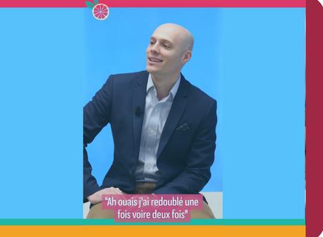 """[VIDÉO] """"Papon était dans mes toilettes"""" - Entretien avec Guillaume Petit-Jean, champion de mémoire"""