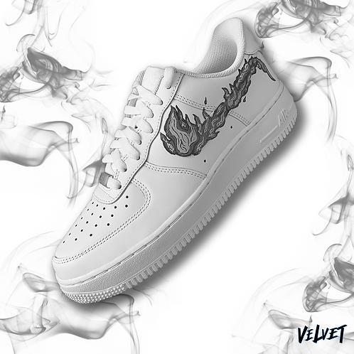 Nike Air Force 1 'Blaze 1.0 - Smoke Grey''