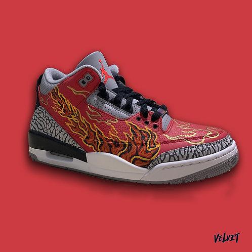 Air Jordan 3 'Blaze'