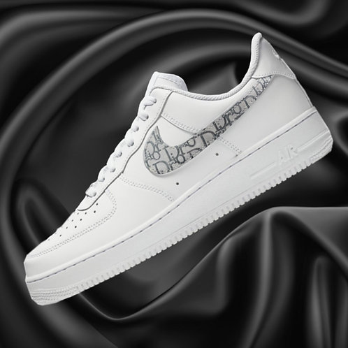 Nike Air Force 1 'Dior' Customs