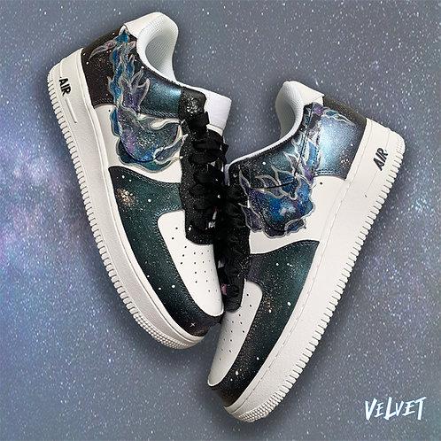 Nike Air Force 1 'Blaze 1.0 Galaxy'