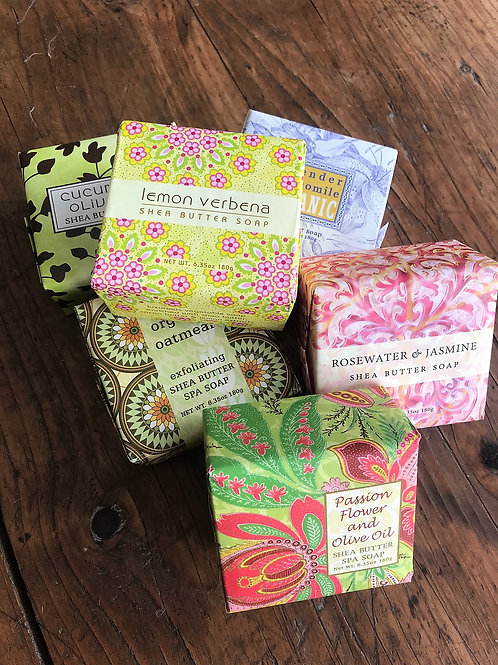 The Ultimate 6-Pack: Botanical Soap Collection