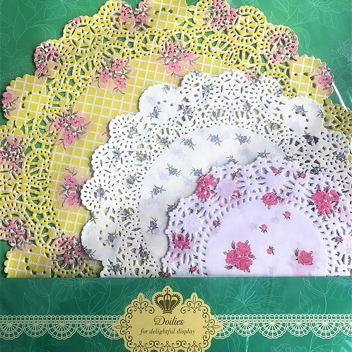 Charming Paper Doilies
