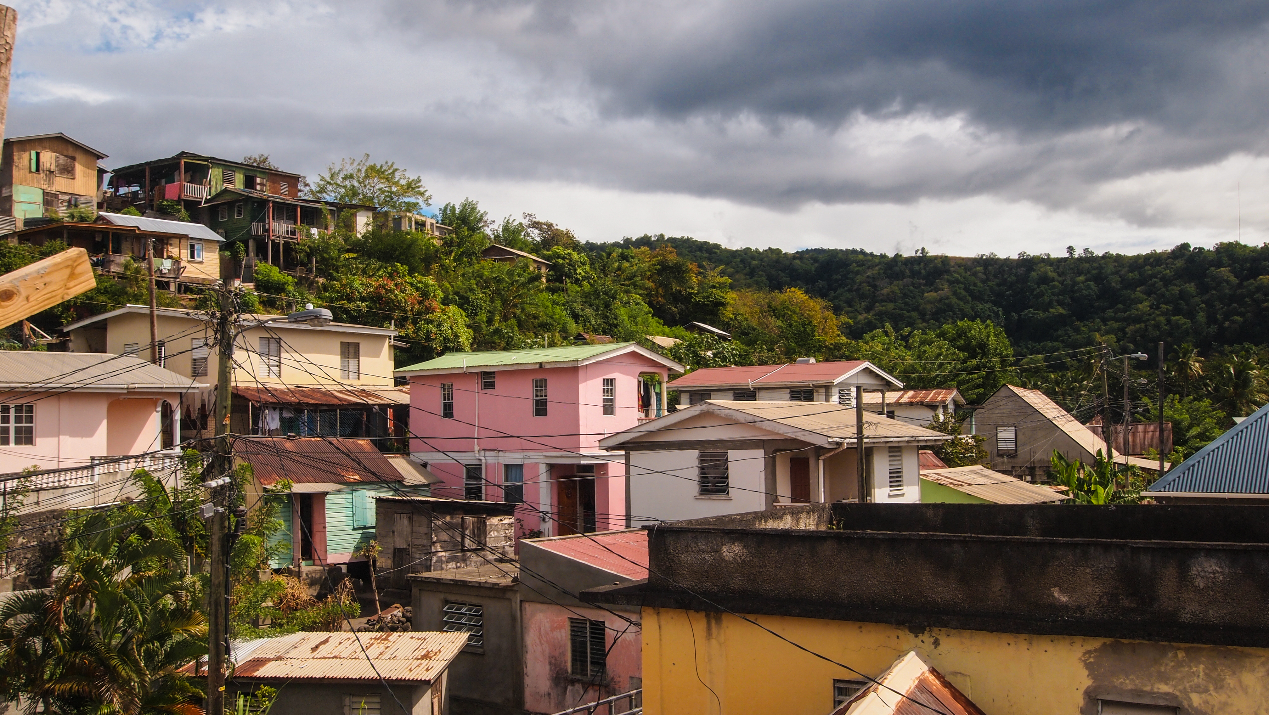 Layou, Dominica