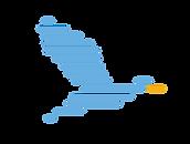 Le blue goose logo.png