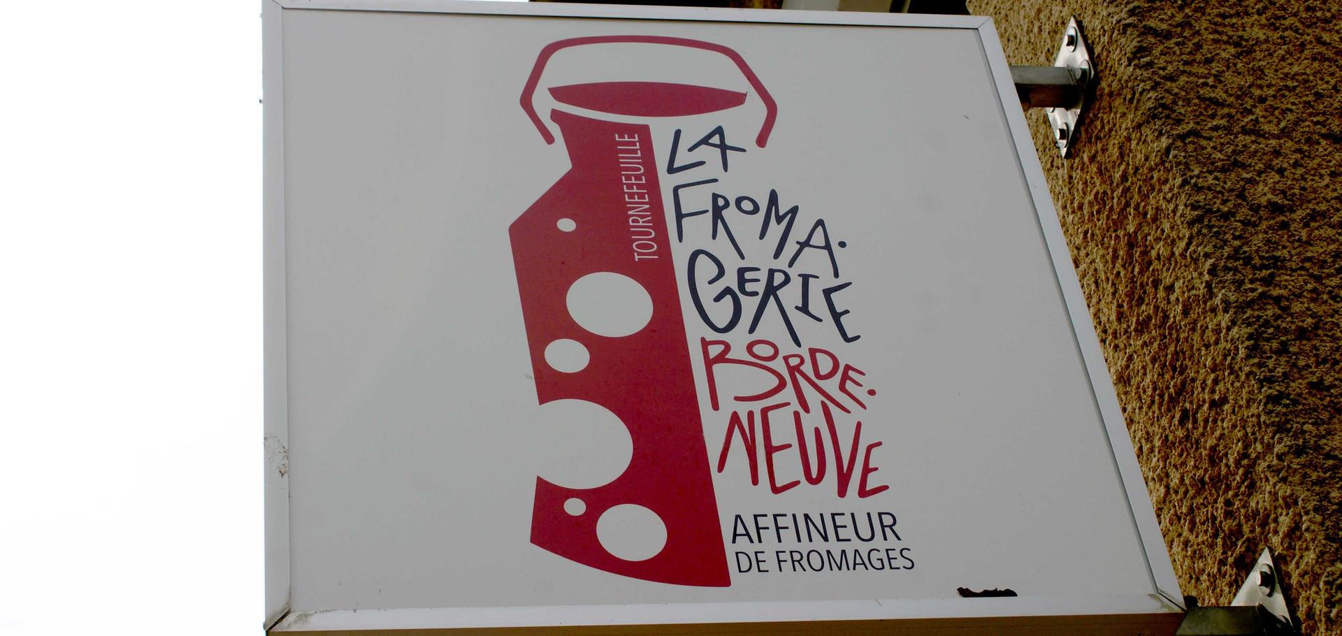 Fromagerie Bordeneuve