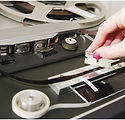 editing-reel-to-reel-tape-with-razor-bla