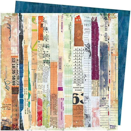 Vicki Boutin / Storyteller 12x12 Paper Vagabond