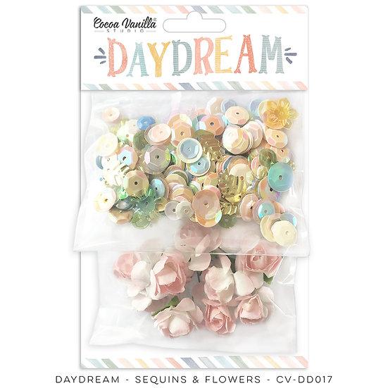 Cocoa Vanilla Studio - Sequins & Flowers - Daydream