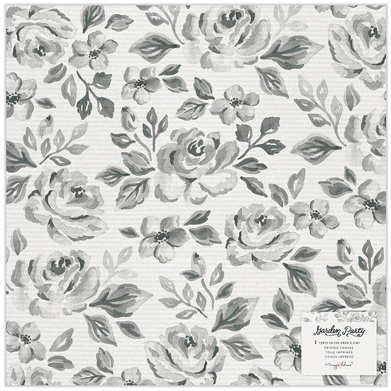 """Maggie Holmes Garden Party Specialty Paper 12""""X12"""""""
