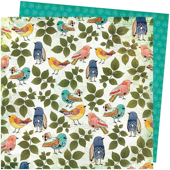 Vicki Boutin / Storyteller12x12 Paper Songbird