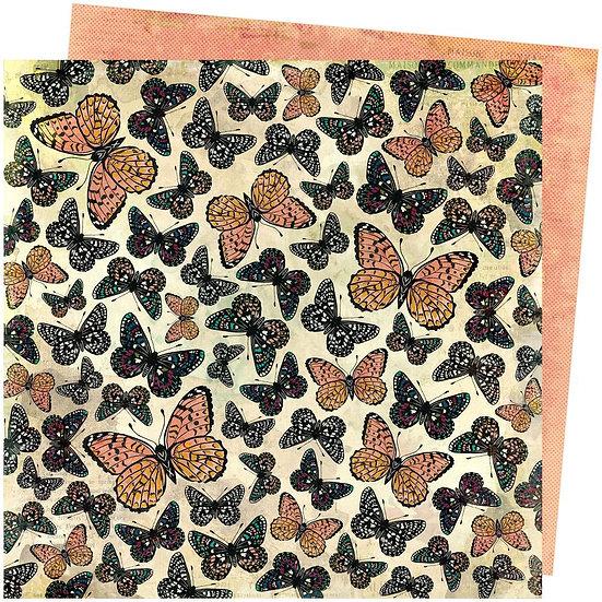 Vicki Boutin / Storyteller 12x12 Paper Mariposa