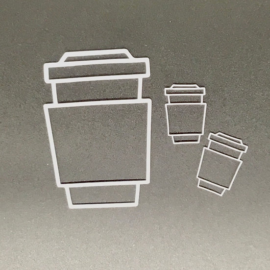 PSL Acrylic Coffee Cups