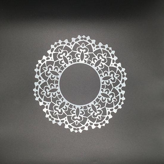 Mandala Stencil #1