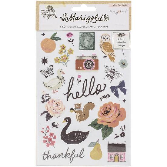 Marigold / Maggie Holmes Sticker Book
