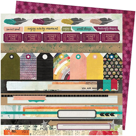 Vicki Boutin / Storyteller 12x12 Paper Plot