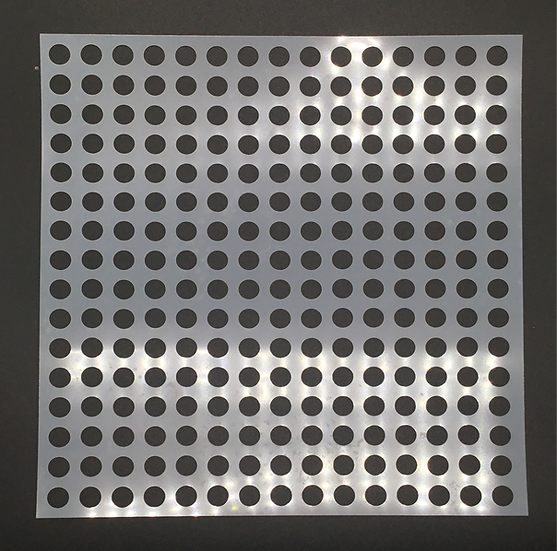 12 x 12 Peek-A-Dot Grid