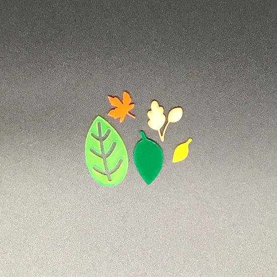 Leaves Bundle #2