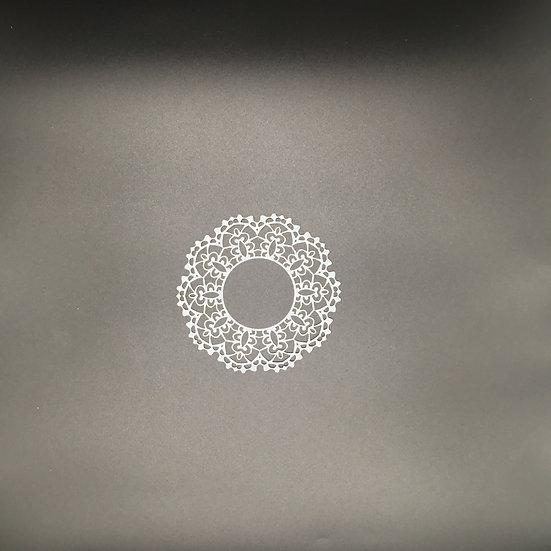 Mini Mandala Stencil #1