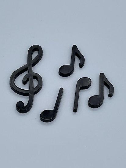 Musical Acrylic Set