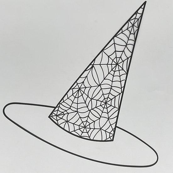 Witch Hat Pre-Cut Cut File