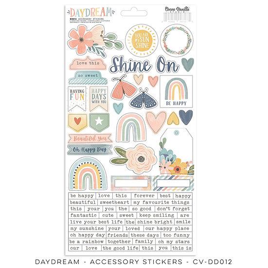 Cocoa Vanilla Studio - Accessory Stickers - Daydream