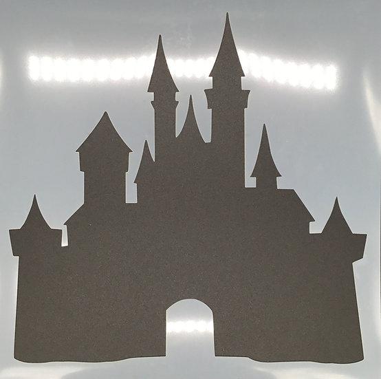 Big Castle Stencil
