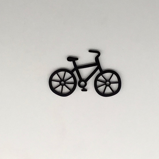 Bicycle Acrylic Shape - Coordinates with Sunkissed
