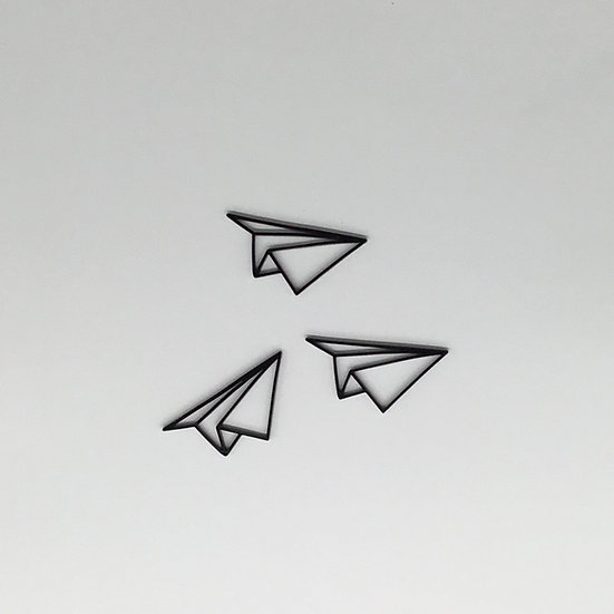 Acrylic Paper Airplanes