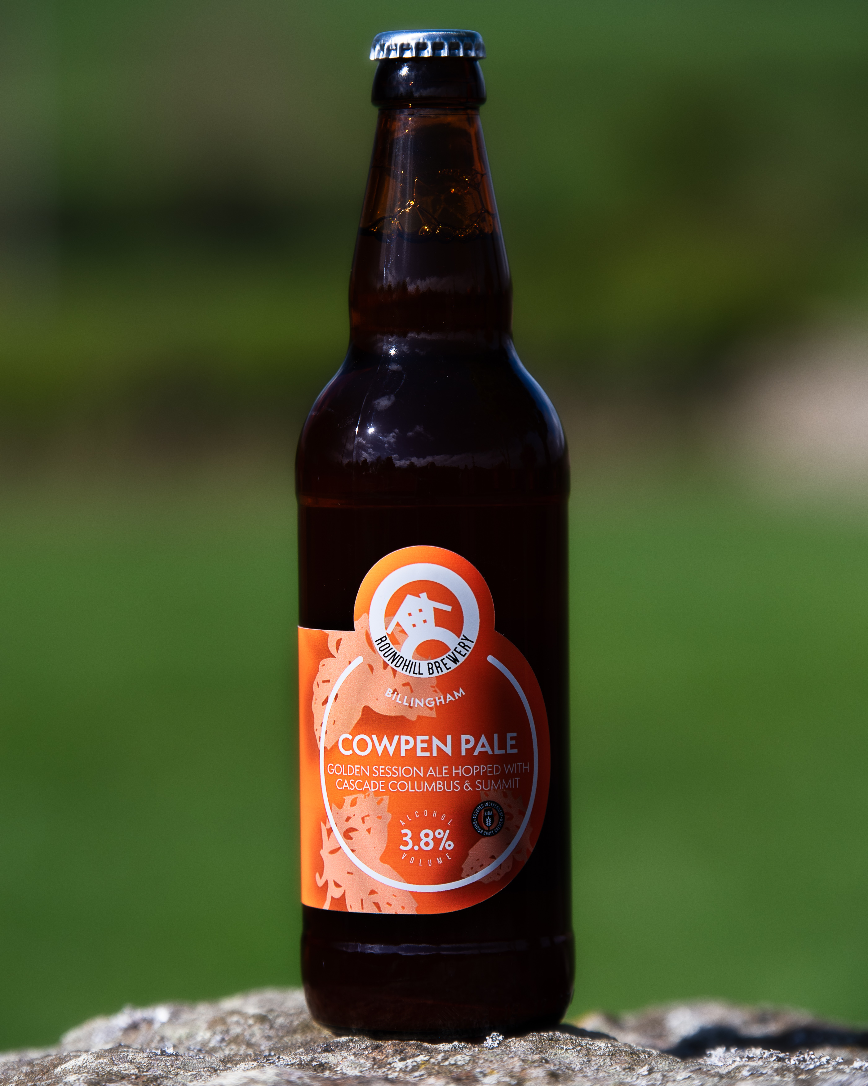 Roundhill Brewery - Cowpen Pale