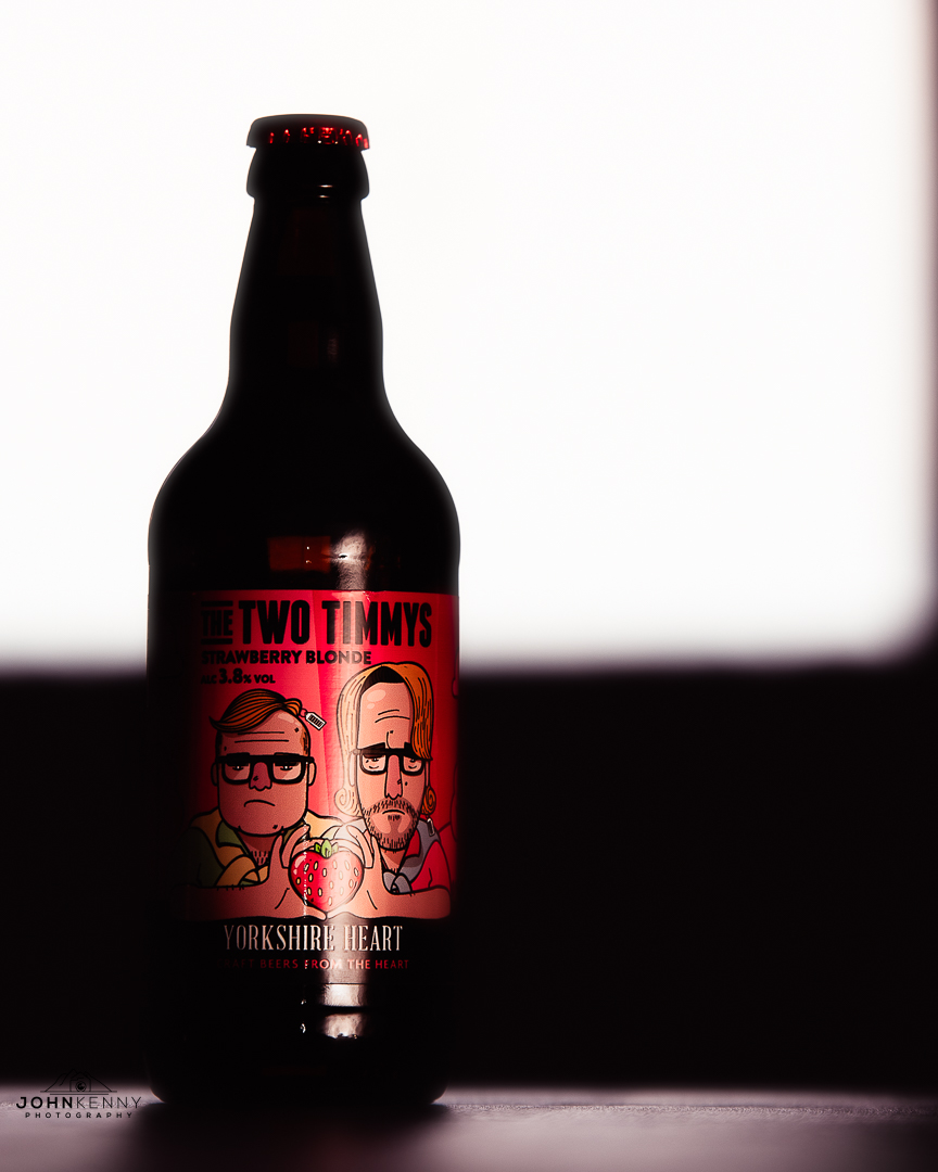 Two Timmys – Strawberry Blonde 3.8%