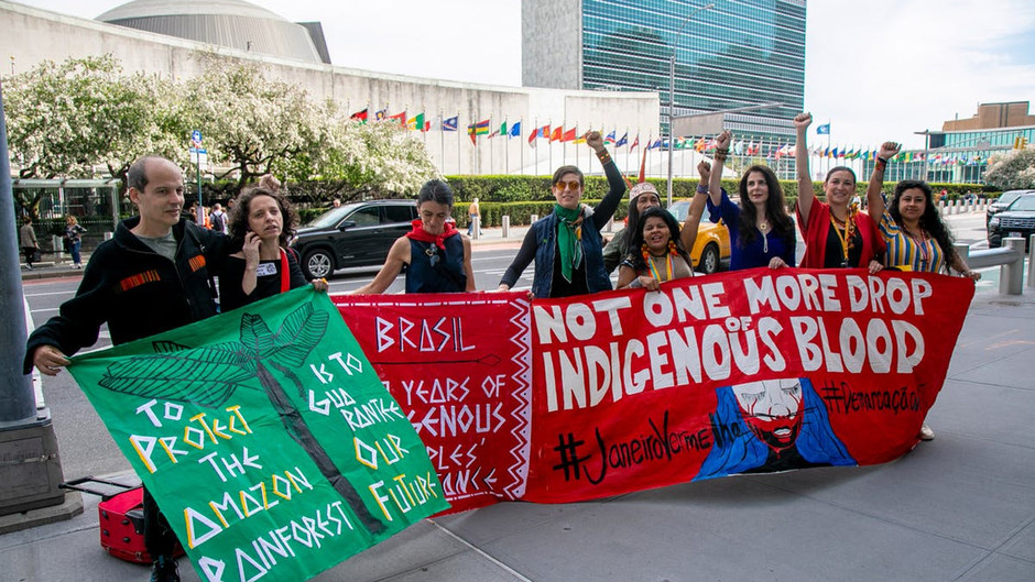 Opinion: We must stand up for earth and land defenders in the Global South