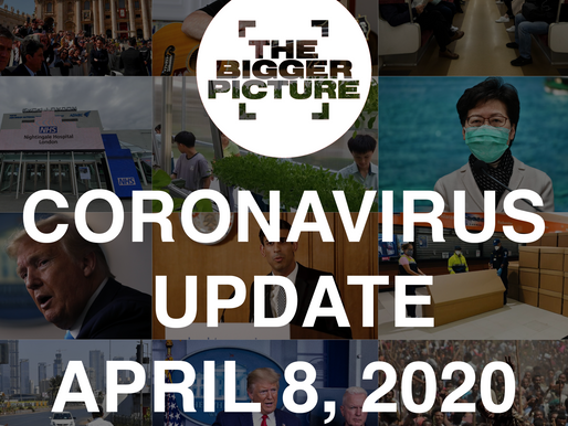 Daily update: April 8, 2020