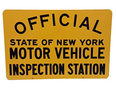 NYS INSPECTION