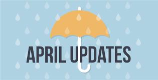 Update April 2020