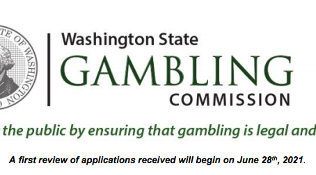 The Washington State Gambling Commission (WSGC) recruiting full-time Agent